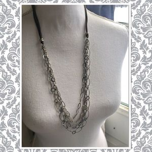 Silpada Sterling Silver Everlasting Necklace NWOB